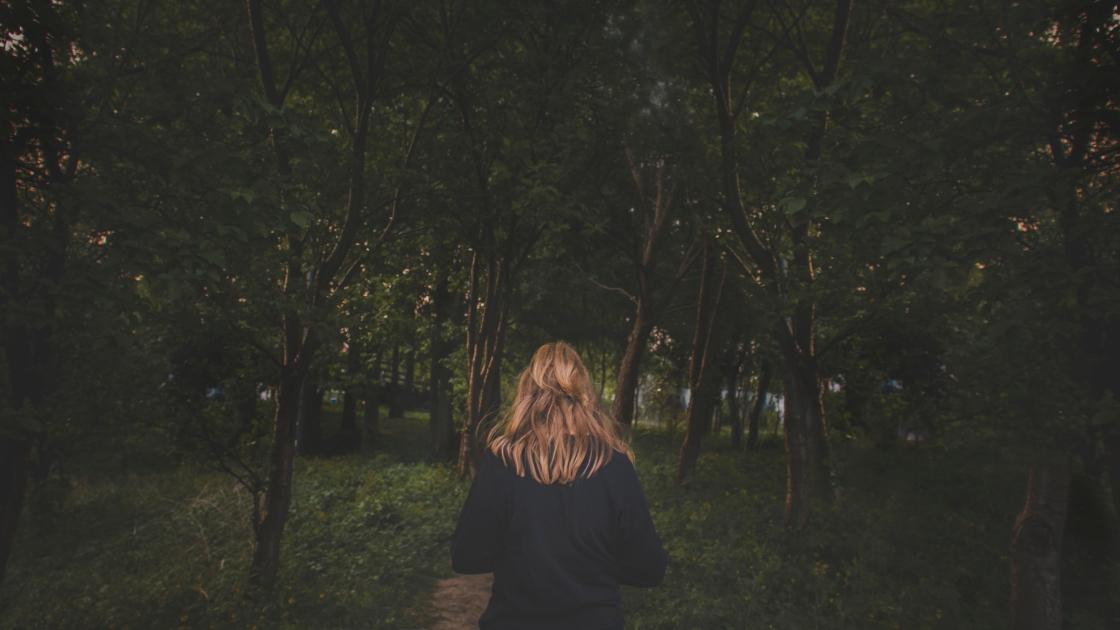 wander, woman, vragen, god